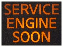 Service engine light repair in Ann Arbor MI